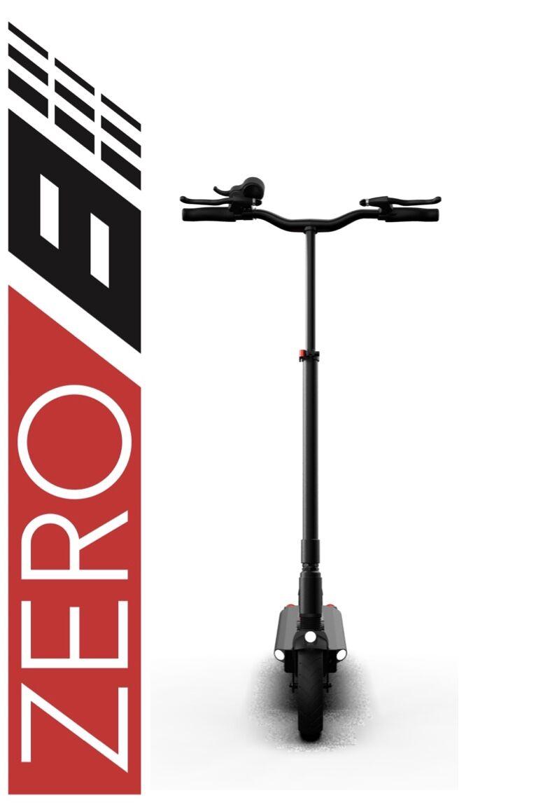 ZERO Trotinete Elétrica 8 (3 versões: 36V 10Ah / 48V 10Ah / 48V 16Ah)