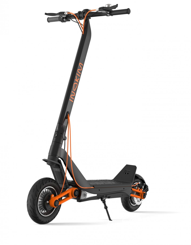 INOKIM Trotinete Elétrica OX Super (Velocidade máxima: 45 km/h | Autonomia: 50 km)