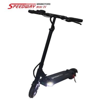 SPEEDWAY Trotinete Elétrica Mini 4 Pro SUPER / LITE (2 versões: LITE e SUPER | Velocidade máxima: 35-45 km/h | Autonomia: 30-50 km)
