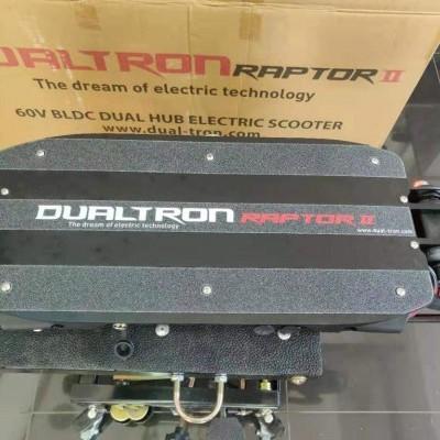 DUALTRON Trotinete Elétrica Raptor II (Velocidade máxima: 60 km/h | Autonomia: 60 km)