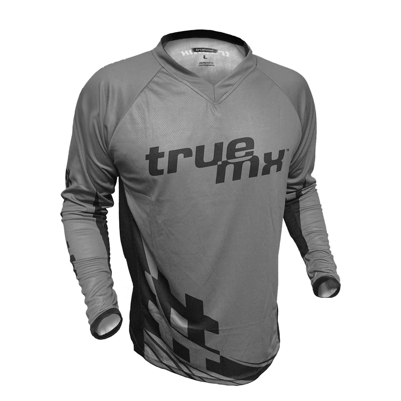 Camisola TrueMX #TRUTH Charcoal