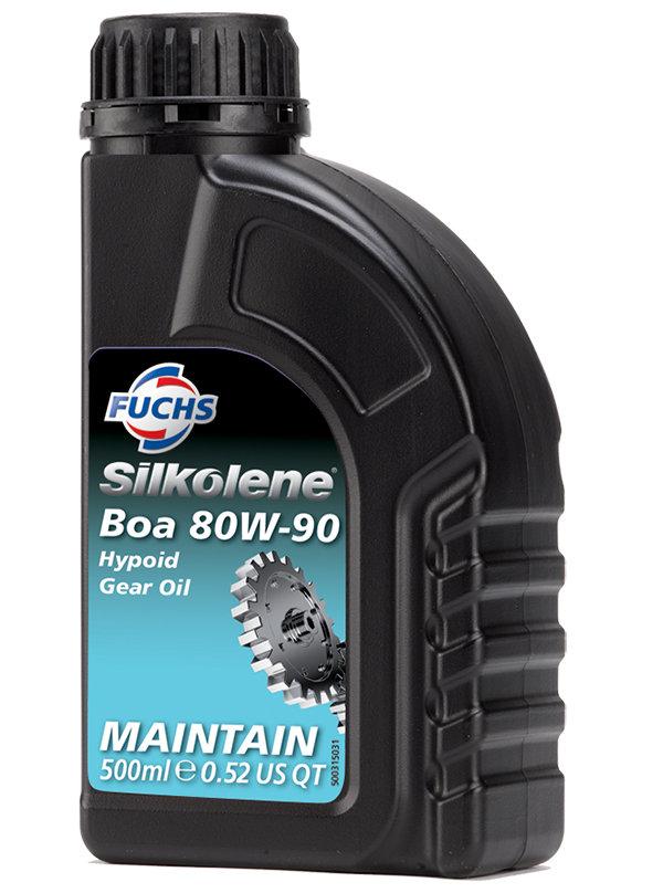 Silkolene - Boa 80W-90 500ml