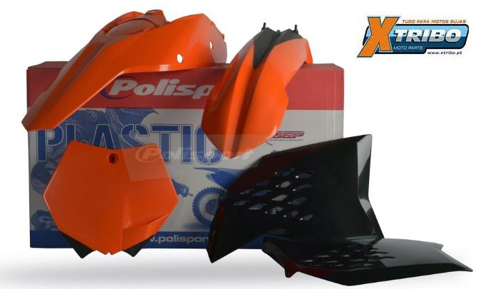 Kit Plásticos Polisport - KTM (90121)