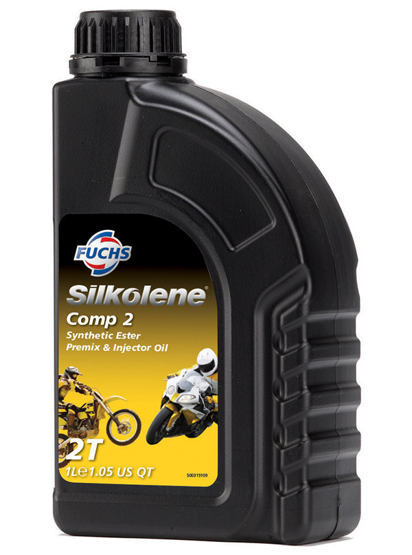 Silkolene - Comp 2
