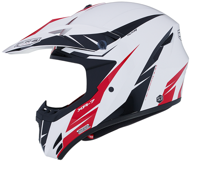 Capacete CMS - XR7 Voltage
