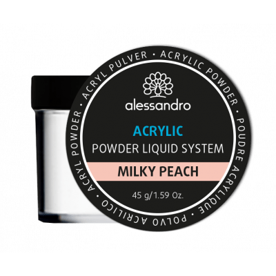 Acrylic Powder Milky Peach 45g