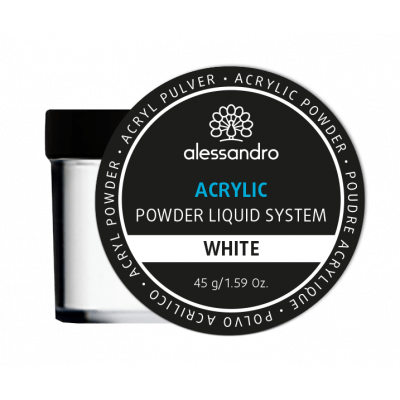 Acrylic Powder White 45g