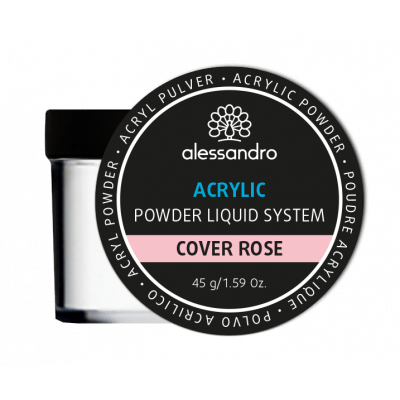 Acrylic Powder Cover Rose 45g