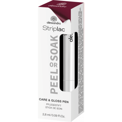 Striplac Gloss & Care Finish 2,8ml
