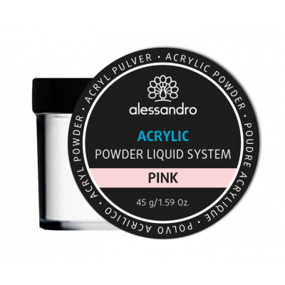 Acrylic Powder Pink 45g