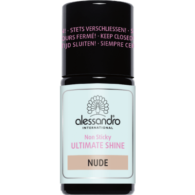 Gel Ultimate Shine Non Sticky Nude 7,5ml