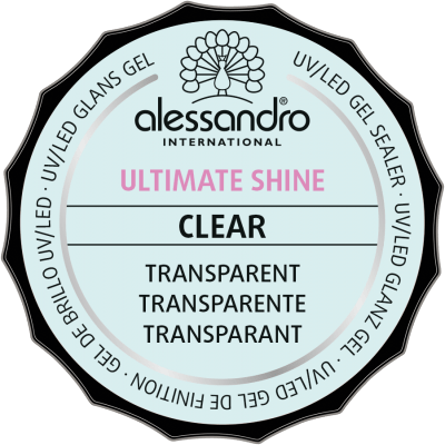 Gel Ultimate Shine Clear
