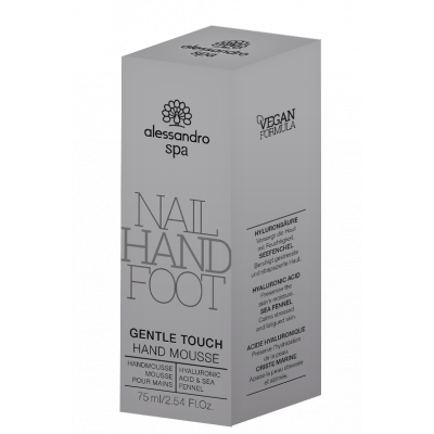 Hand Mousse - Gentle Touch 75ml