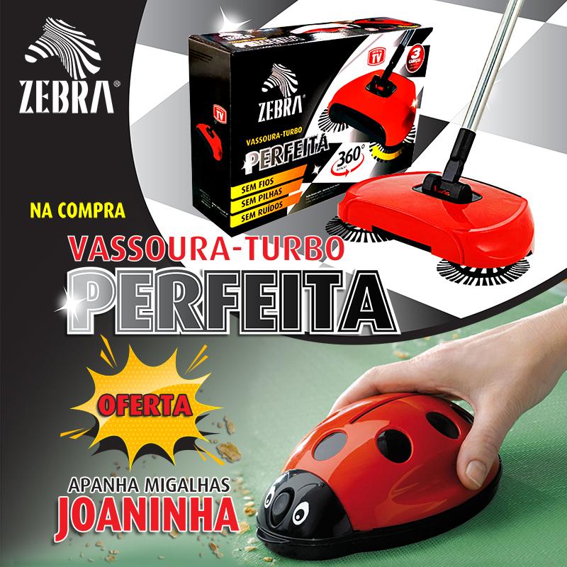 VASSOURA PERFEITA 360