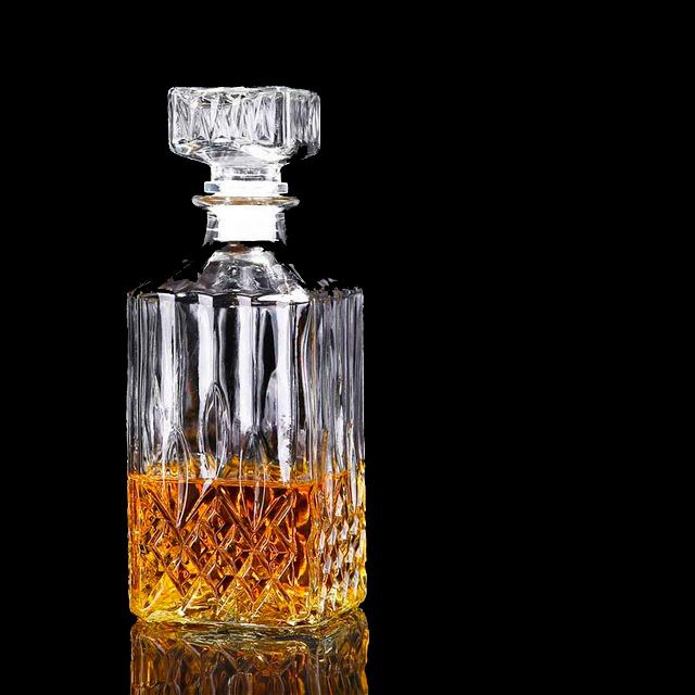 Garrafa Licor/Whisky