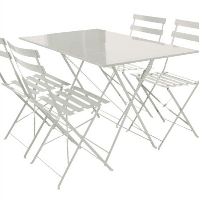 CJ Mesa c/4 Cadeiras
