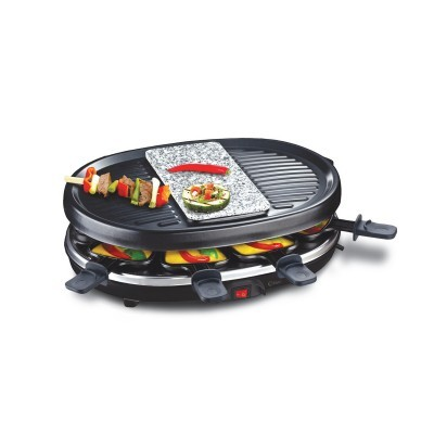 Grelhador Raclette c/Pedra