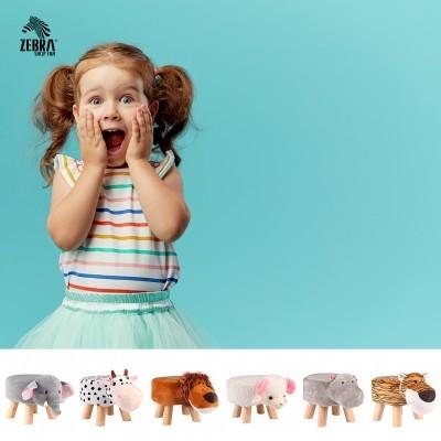 Banco Infantil Animais