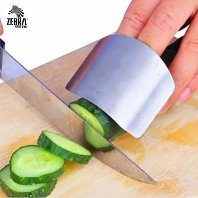 Protector de dedos em aço inoxidável