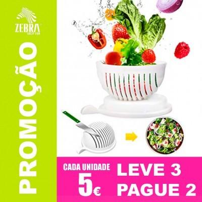 PROMOÇÃO 3 Saladeiras EZCUT