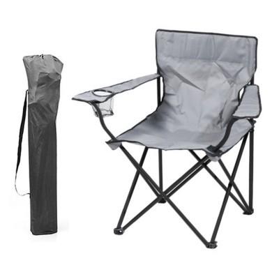 Cadeira Dobrável C/Saco de Transporte