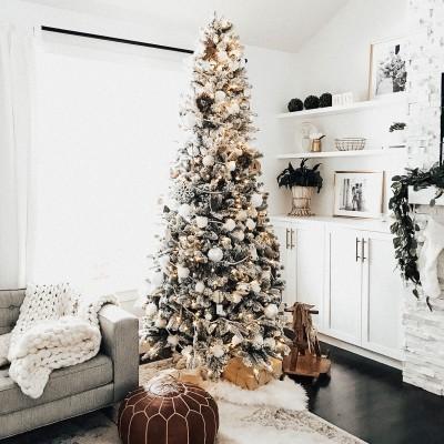 Árvore de Natal LUX NEVE