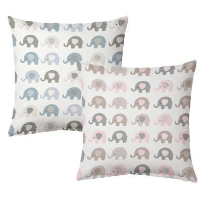 Almofada Elefantes